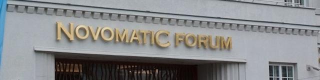Novomatic Forum; Bild: Novomatic