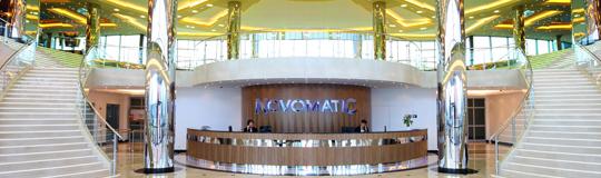 Novomatic headquarters Gumpoldskirchen