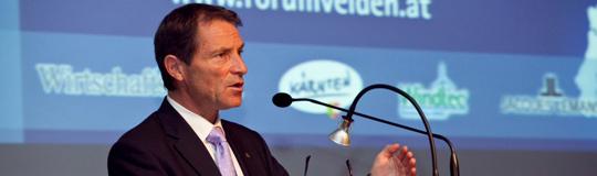Novomatic-Generaldirektor Franz Wohlfahrt