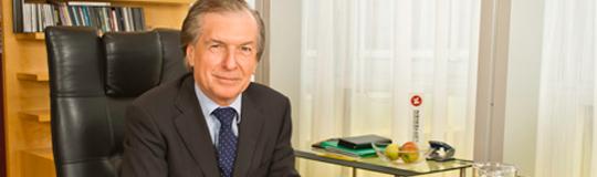 Gen.Dir. Stv. DI Friedrich Stickler, Stellvertretender Vorsitzender des Vorstandes der Österreichischen Lotterien