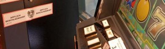 Glücksspiel: Großrazzia in Linz