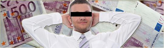 Online-Glücksspiel-Manager sind reich
