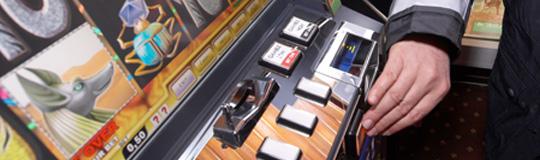 Illegale Geldspielautomaten in Tirol drastisch reduziert
