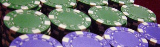 Zockerei um Poker-Steuern