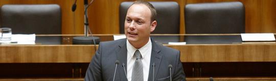 Parlamentarische Anfrage des FPÖ-Nationalratsabgeordneten Ing. Christian Höbart