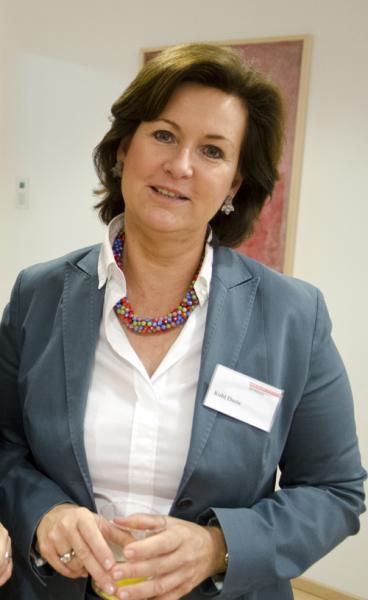 Dr. Doris Kohl, Leiterin der Spielerschutzstelle im BMF