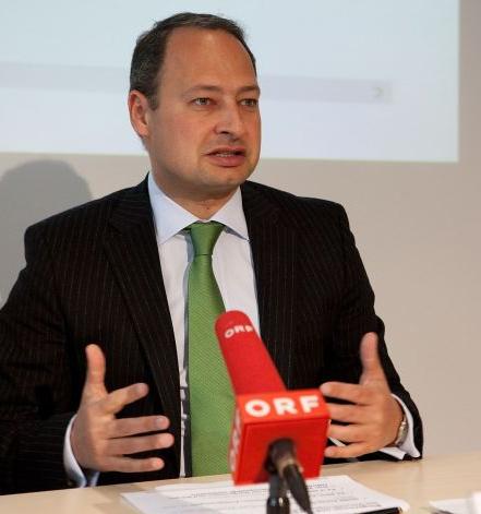 Staatssekretär Andreas Schieder