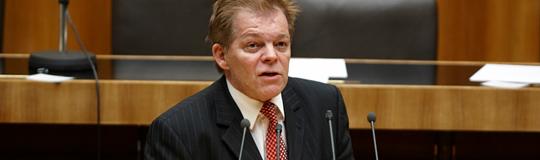 SPÖ-Konsumentenschutzsprecher Johann Maier
