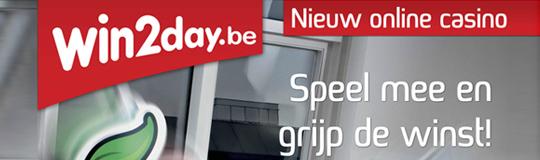 Win2Day Poker startet in Belgien