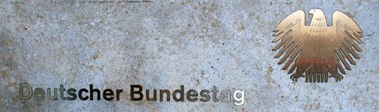 Bundestag beschließt gesetzliche Basis zur Einführung der Spielerkarte