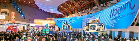 G2E 2012: Großer Erfolg für Novomatic