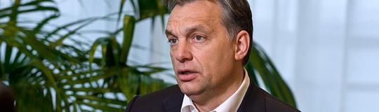 Viktor Orban: Verbot von Geldspielautomaten in Ungarn