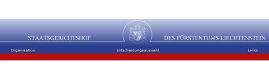 Liechtensteins Staatsgerichtshof leistet Beschwerde von Casino Admiral AG Folge