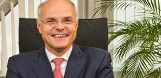 Gen.Dir. Dr. Karl Stoss Vorsitzender des Vorstandes der Casinos Austria AG und der Österreichischen Lotterien GmbH
