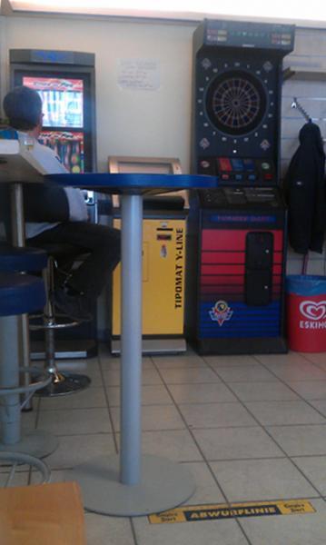 Tankstelle Benzinbar Pyhra