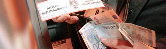 Finanz- und Kriminalpolizei gemeinsam im Einsatz gegen illegales Glücksspiel