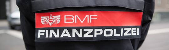 Tirol: Finanzpolizei im Großeinsatz- Beschlagnahmen und Schließung