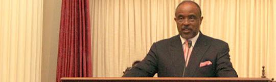 Senator Roderick Wright