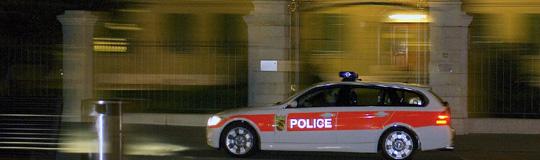 Berner Polizei geht gegen illegales Glücksspiel vor