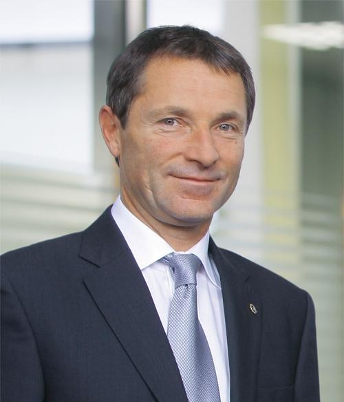 NOVOMATIC-Generaldirektor Dr. Franz Wohlfahrt