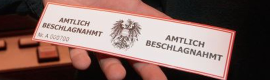 Illegales Glücksspiel im Bezirk St. Pölten