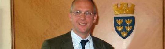 Bezirkshauptmann Dr. Philipp Enzinger