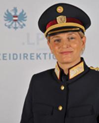 Landespolizeidirektor Mag.a Dr. Michaela Kohlweiß