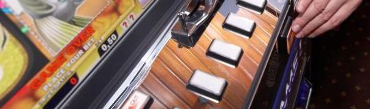 Thomas Sochowsky und Florian Lauda waren Partner beim Automaten-Geldspiel!