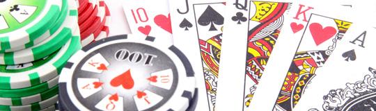 Poker - ein Glücksspiel?!