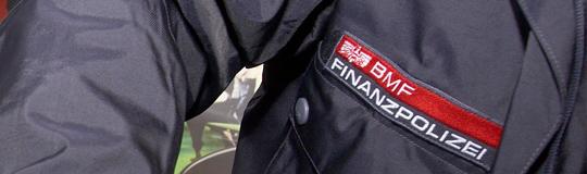 Erfolgsbericht der Finanzpolizei/SOKO Glücksspiel