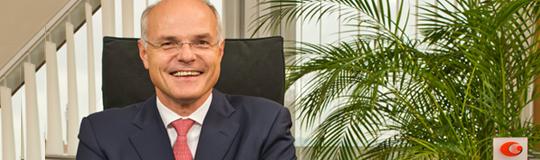 Dr. Karl Stoss/Generaldirektor der Casinos Austria AG
