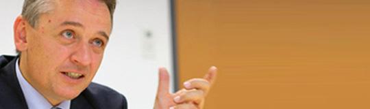 Wilfried Lehner, MLS, Leiter Finanzpolizei