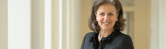 Wirtschaftslandesrätin Patrizia Zoller-Frischauf