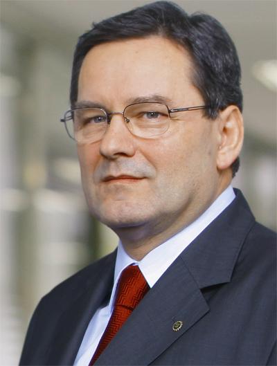 DI Ryszard Presch, Chief Operating Officer (COO) / Stv. Vorstandsvorsitzender Novomatic AG