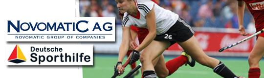 Novomatic AG und Deutsche Sporthilfe schließen langfristigen Partner-Vertrag