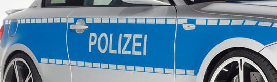 Polizei beschlagnahmt Glücksspielautomaten
