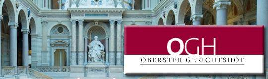 Oberster Gerichtshof (OGH):  EuGH-Vorabentscheidung nicht notwendig