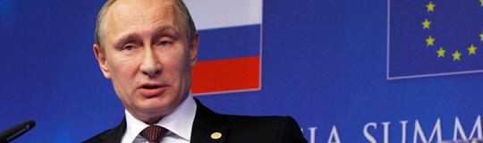 Russland: Putin plant Glücksspiel-Paradies