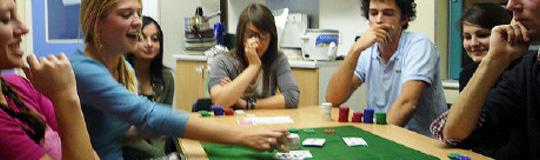 """Studie """"Nutzung von (Online-) Glücksspielen bei Jugendlichen"""