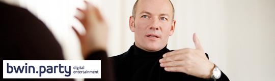 bwin-Mitbegründer Manfred Bodner, Bild: bwin.party digital entertainment