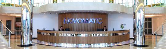 Novomatic expandiert in England und Schottland