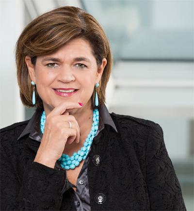 Vorstandsdirektorin Mag. Bettina Glatz-Kremsner; Bild: Casinos Austria AG/Stephan Huger