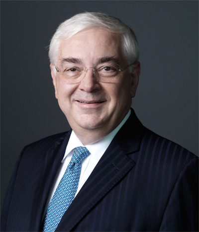Gen.Dir. Dr. Walter Rothensteiner; Bild: Peter Rigaud/Raiffeisen Zentralbank Österreich AG