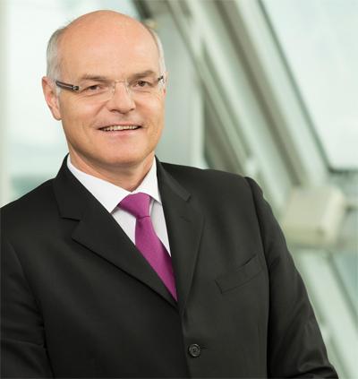 Generaldirektor Dr. Karl Stoss; Bild: Casinos Austria AG/Stephan Huger