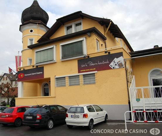 CCC Casino Bregenz, © Concord Card Casino