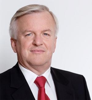 Ing. Rudolf Kemler, Vorstand der Österreichischen Industrieholding AG; Bild: © 2014 Österreichische Industrieholding AG (ÖIAG)
