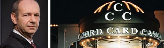 Peter Zanoni, Gründer der CCC-Gruppe, © Concord Card Casino