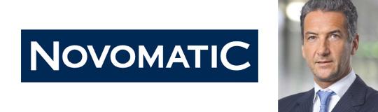 Mag. Harald Neumann ist seit 1. Oktober Chef der Novomatic AG