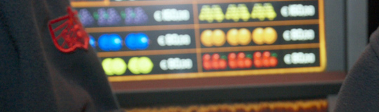 Wenn Glücksspiel zur Sucht wird