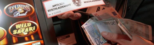 NÖ: Erfolge im Kampf gegen das illegale Glücksspiel